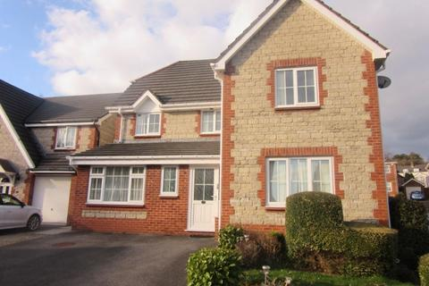 4 bedroom detached house to rent - 15 Masefield Way, Sketty, Swansea. SA2 9FF4