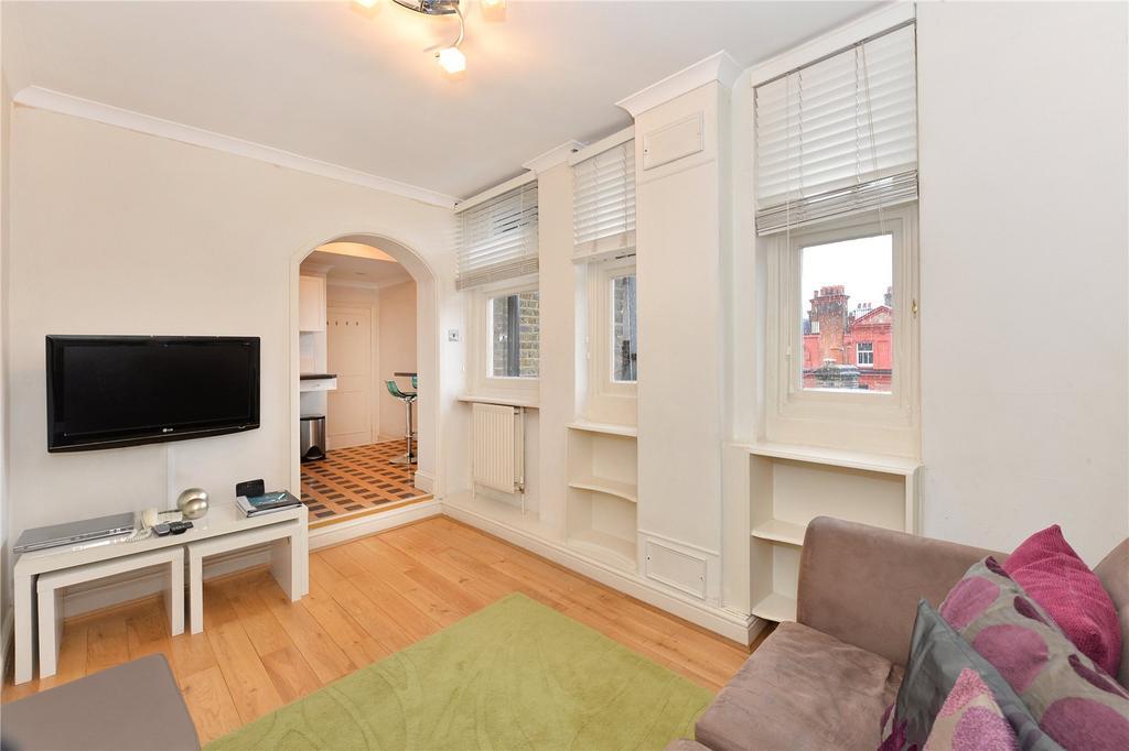 1 Bedroom Flat for sale in Chiltern Street, London