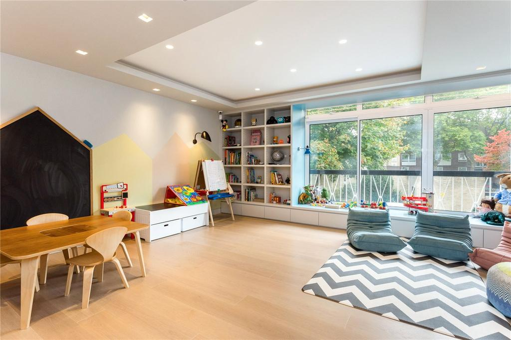 3 Bedrooms House for sale in Chester Close North, Regent's Park, London