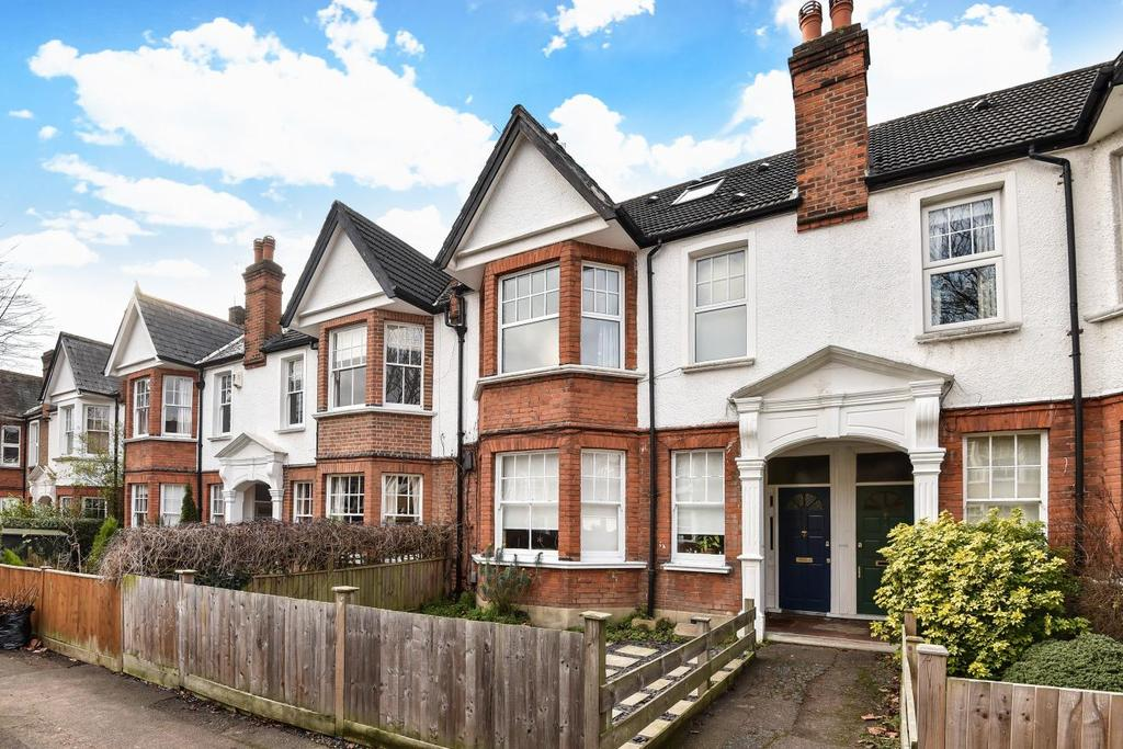 4 Bedrooms Maisonette Flat for sale in Panmuir Road, West Wimbledon