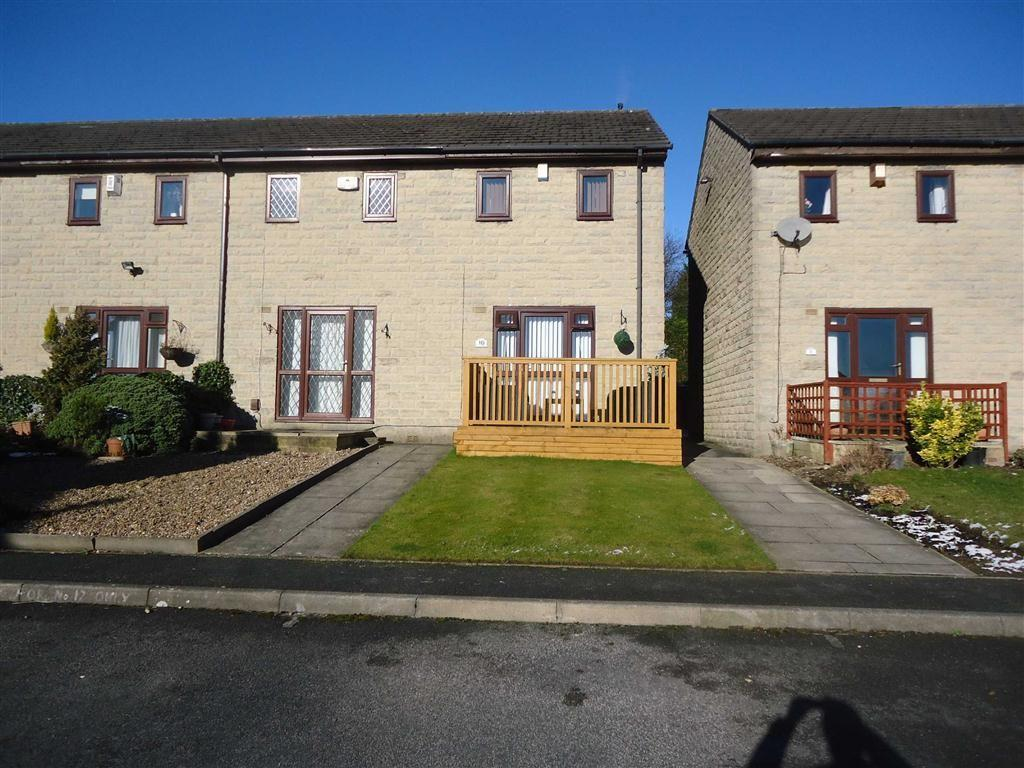 2 Bedrooms End Of Terrace House for sale in Church Mews, Bradford, West Yorkshire, BD6