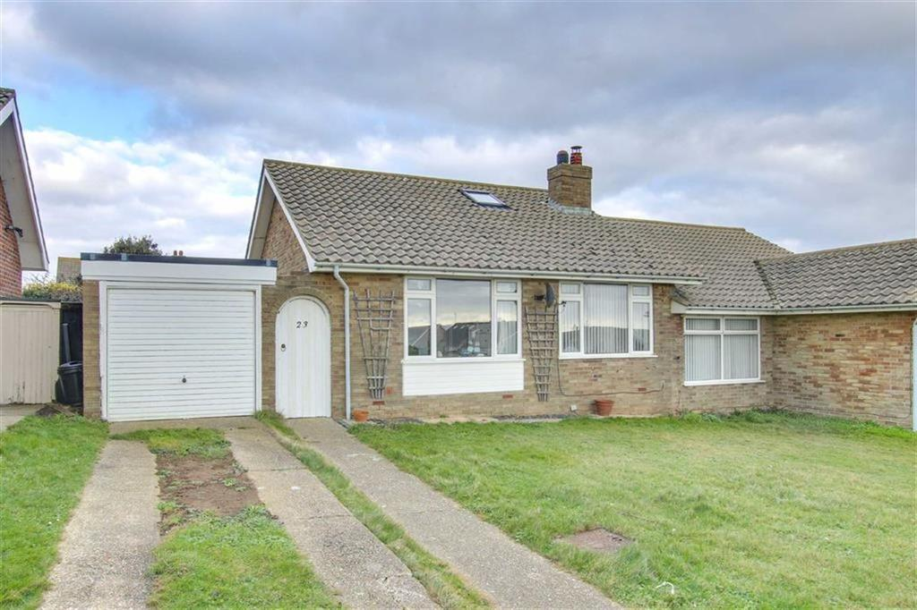 3 Bedrooms Semi Detached Bungalow for sale in Hawth Hill, Seaford