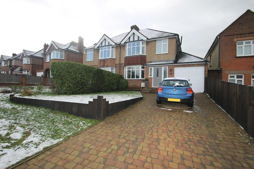 3 Bedrooms Semi Detached House for sale in North Way, Penenden Heath, Maidstone