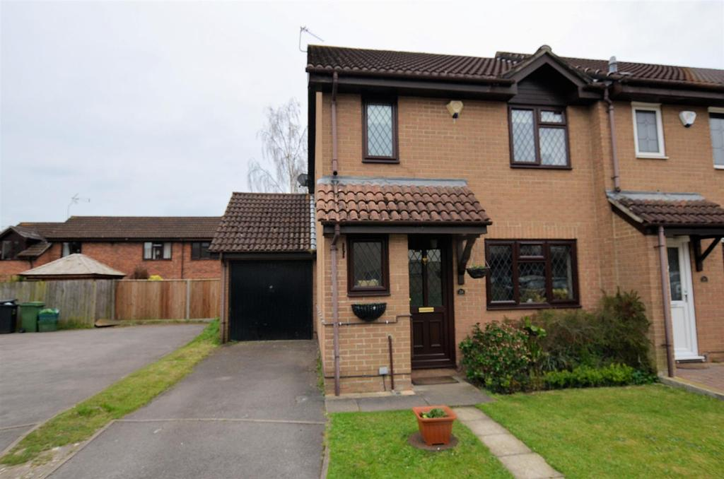 3 Bedrooms End Of Terrace House for sale in Barclay Road, Calcot, Reading