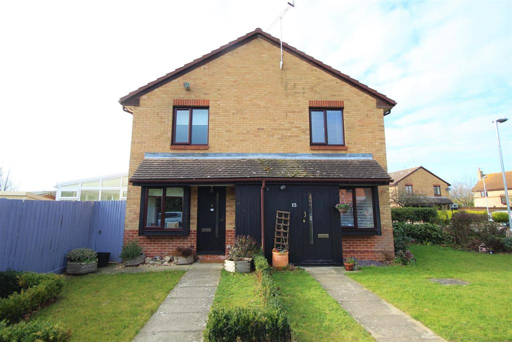 1 Bedroom End Of Terrace House for sale in Verey Close, Twyford, Reading