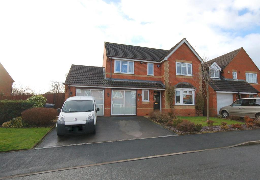 4 Bedrooms Detached House for sale in Wood View, Wood Lane