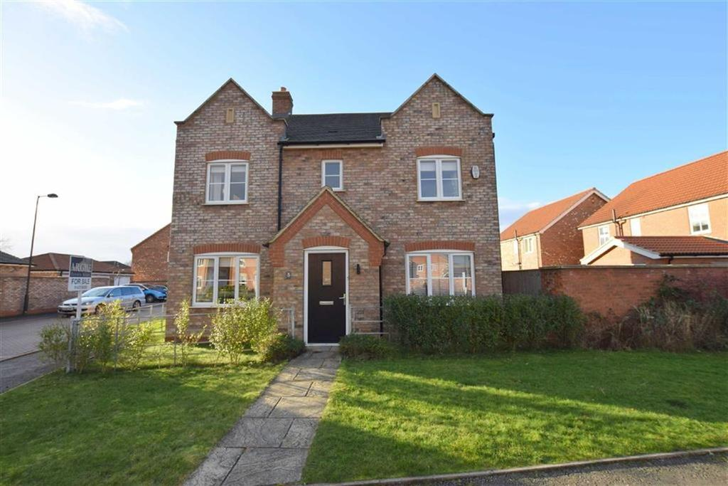 4 Bedrooms Detached House for sale in Bluebell Road, Grimsby, North East Lincolnshire