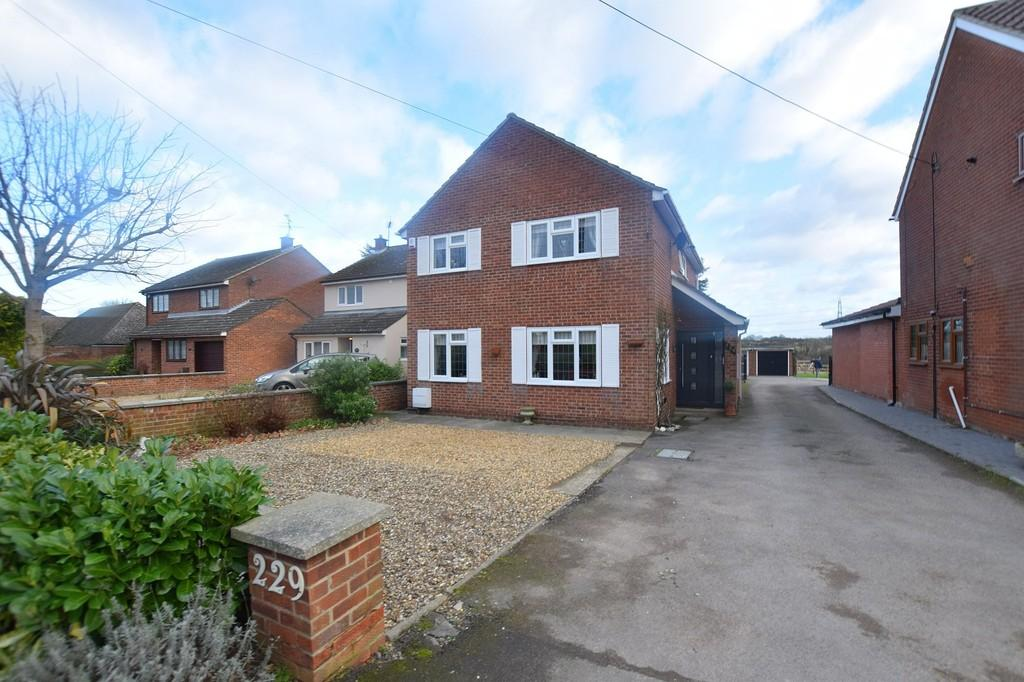 4 Bedrooms Detached House for sale in Witham Road, Black Notley