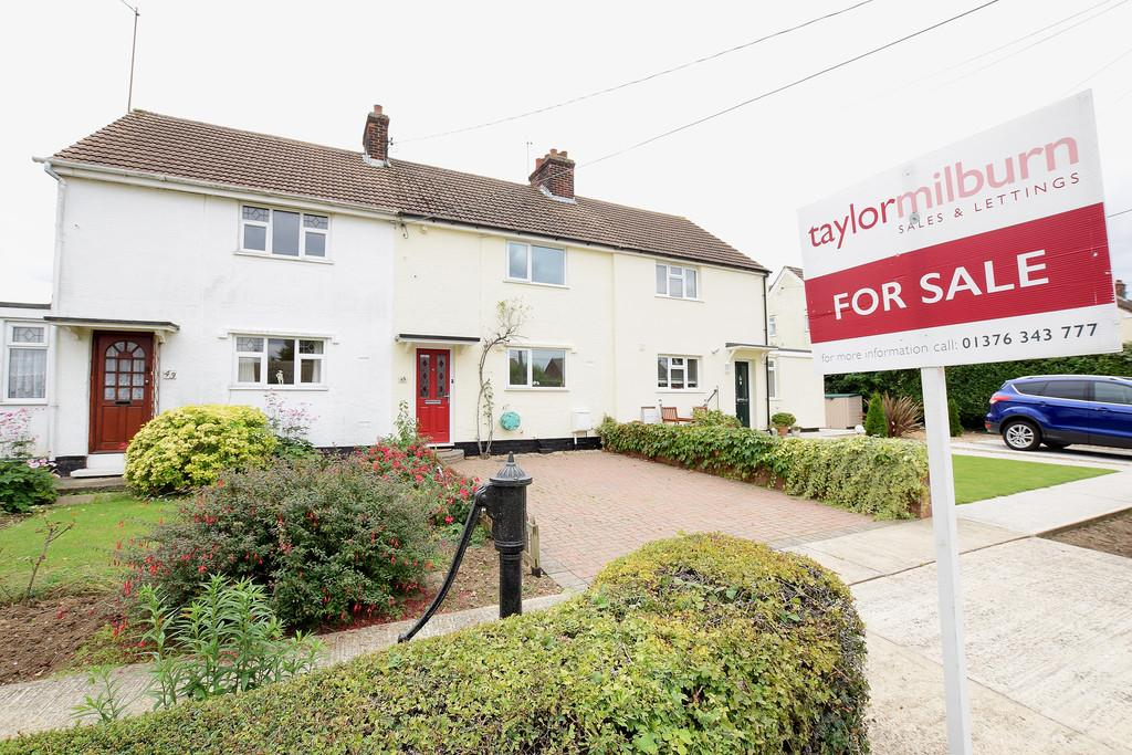 3 Bedrooms Terraced House for sale in Shalford Road, Braintree, Essex