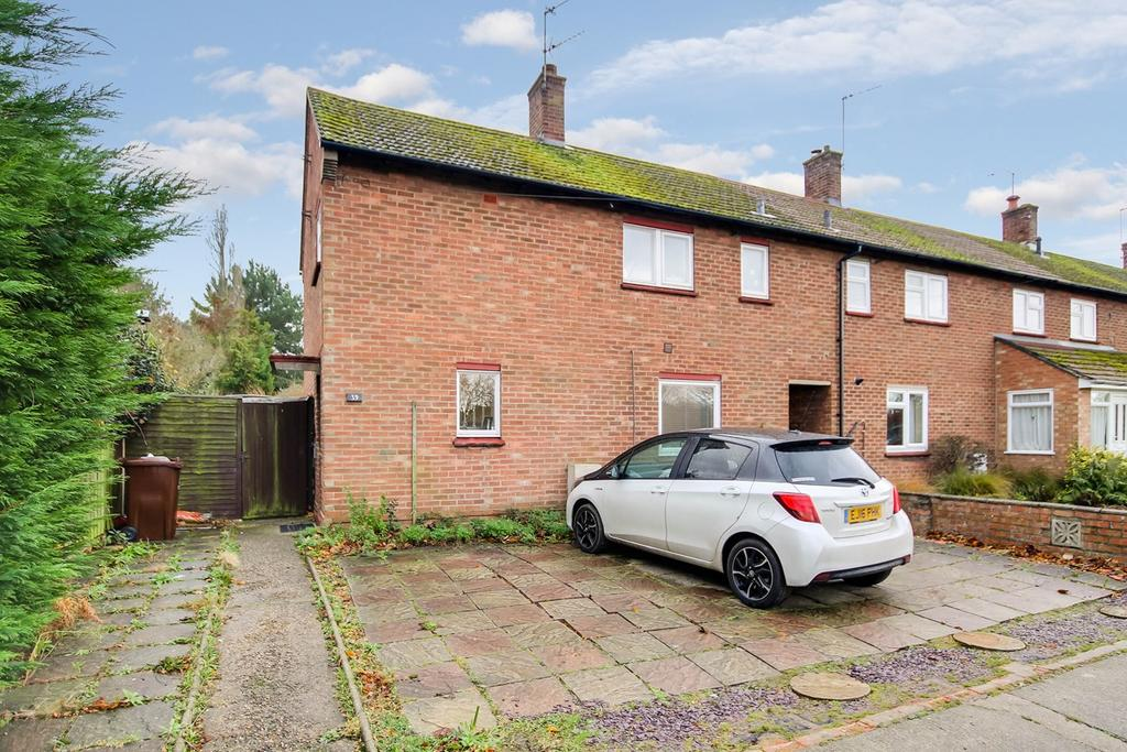 3 Bedrooms End Of Terrace House for sale in Queen Elizabeth Way, Colchester, CO2