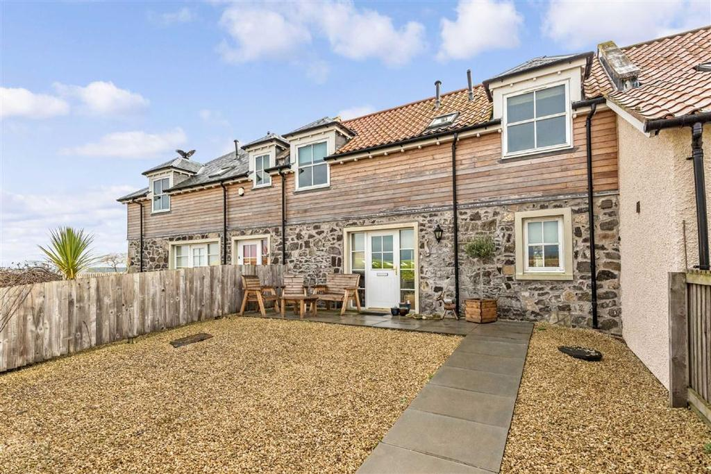 2 Bedrooms Terraced House for sale in Pitlethie Steadings, Leuchars