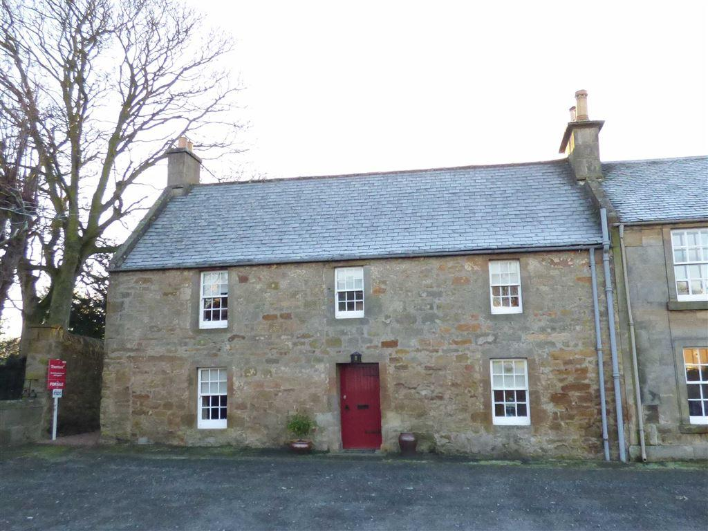 2 Bedrooms Semi Detached House for sale in The Square, Kingsbarns, Fife