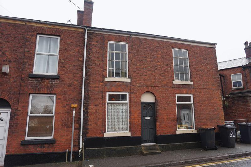 2 Bedrooms End Of Terrace House for sale in Waggs Road, Congleton