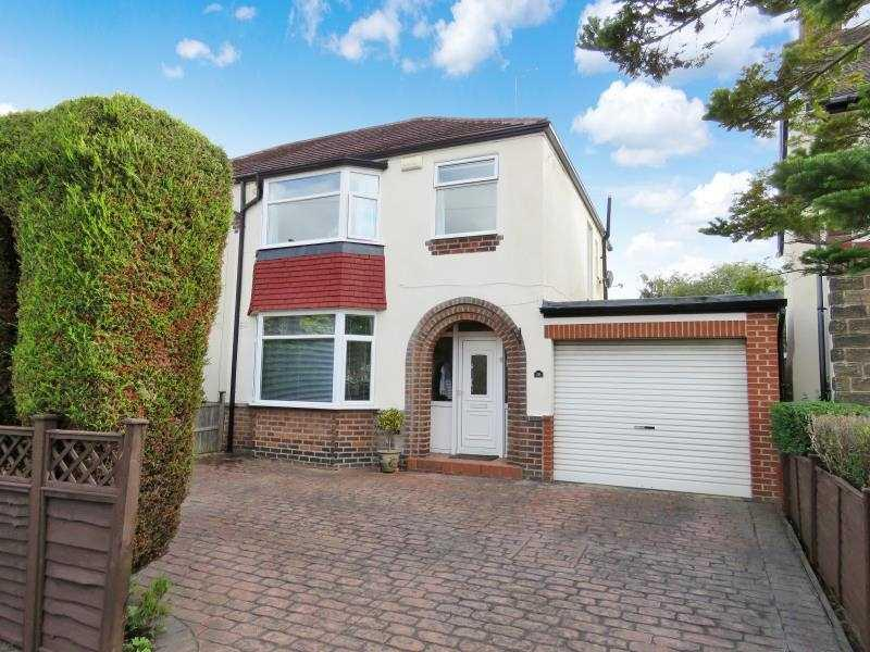 3 Bedrooms End Of Terrace House for sale in Norton Park Crescent, Norton, Sheffield, S8 8GN