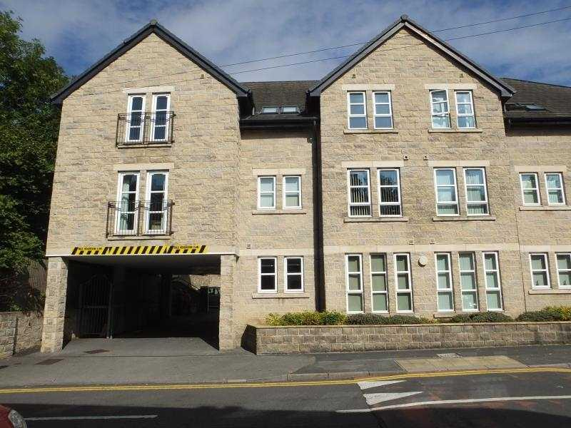 2 Bedrooms Flat for sale in Barkers House, Gleadless Road, Heeley, Sheffield, S2 3BT