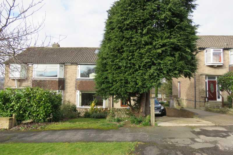 3 Bedrooms Semi Detached House for sale in Longford Road Bradway, Sheffield, S17 4LQ