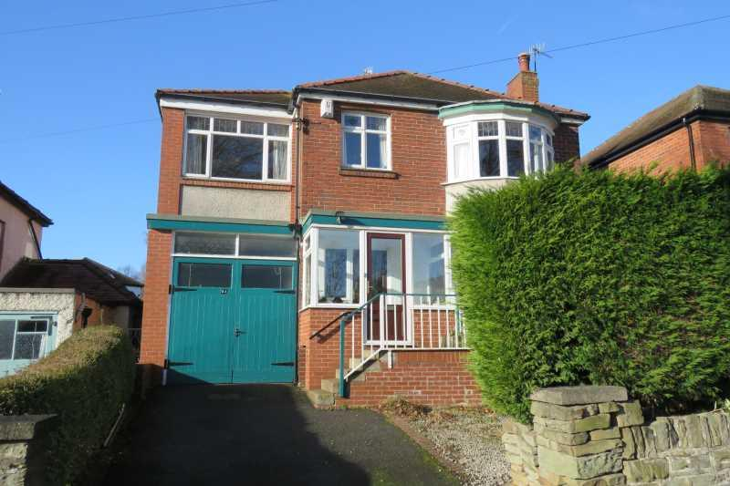 4 Bedrooms Detached House for sale in Folds Lane, Beauchief, Sheffield, S8 0ES