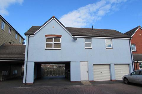 2 bedroom coach house to rent - Chaucer Grove, Exeter