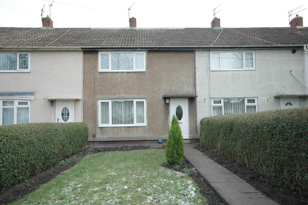 2 Bedrooms Terraced House for sale in Coniston, Heworth