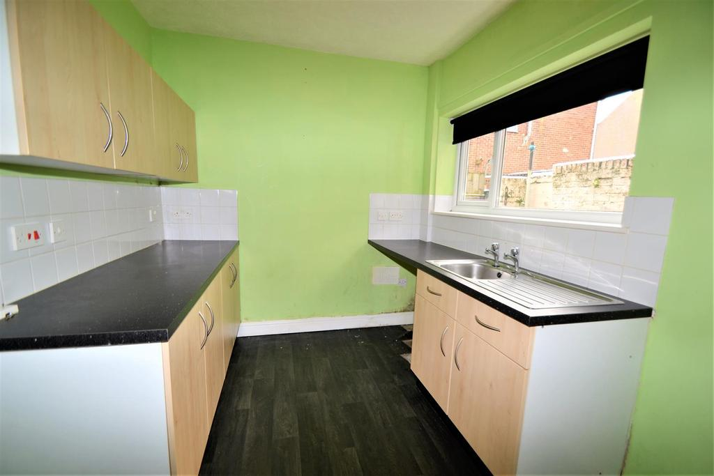 2 Bedrooms End Of Terrace House for sale in Craddock Street, Spennymoor