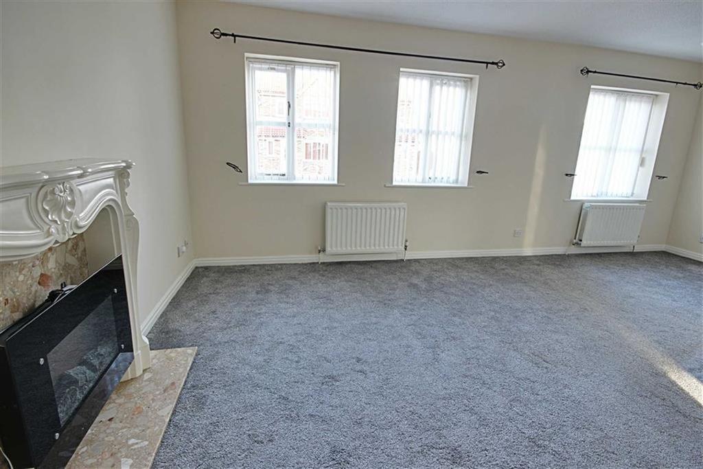 2 Bedrooms Flat for sale in Makendon Street, Hebburn, Tyne Wear