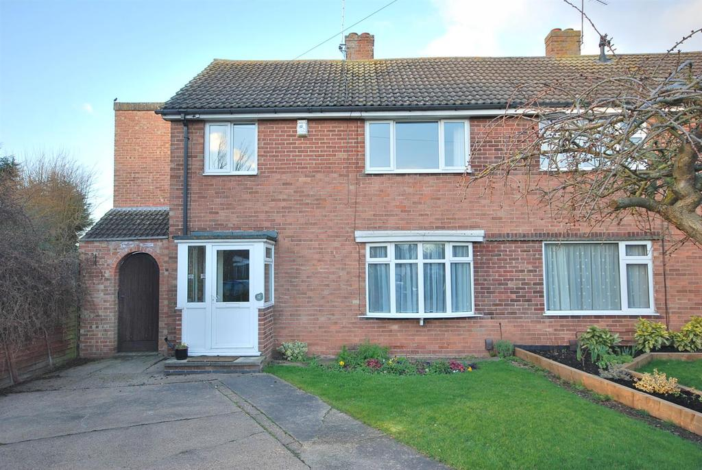 3 Bedrooms Semi Detached House for sale in St. Lawrence Boulevard, Radcliffe-On-Trent, Nottingham