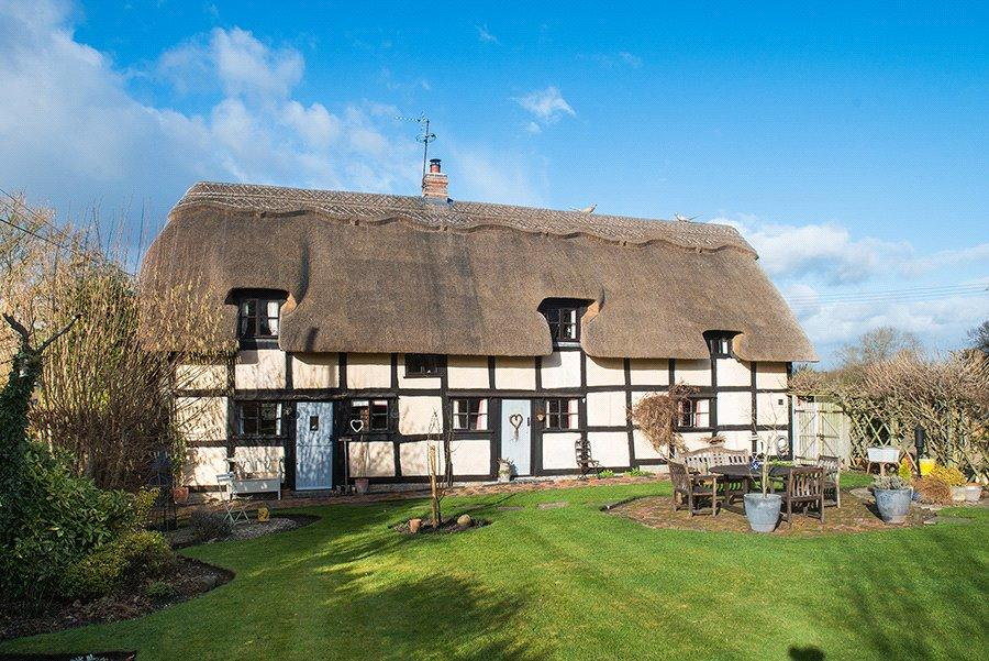 3 Bedrooms Detached House for sale in Uckinghall, Tewkesbury, Worcestershire, GL20