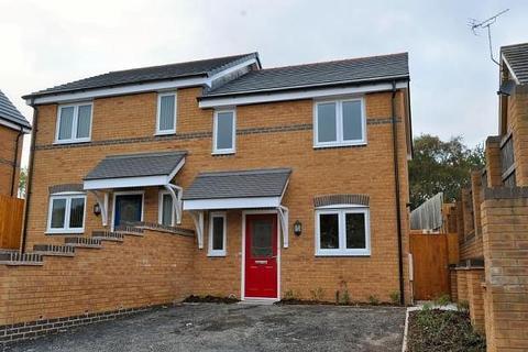2 bedroom semi-detached house to rent - 12 Celtic Road, Summerhill, Wrexham