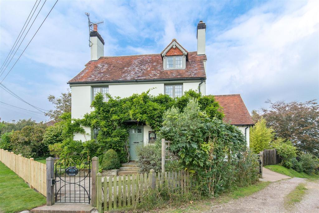 4 Bedrooms Detached House for sale in Boreham Street, Hailsham