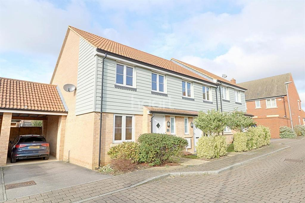 3 Bedrooms Terraced House for sale in Oxley Park, Milton Keynes