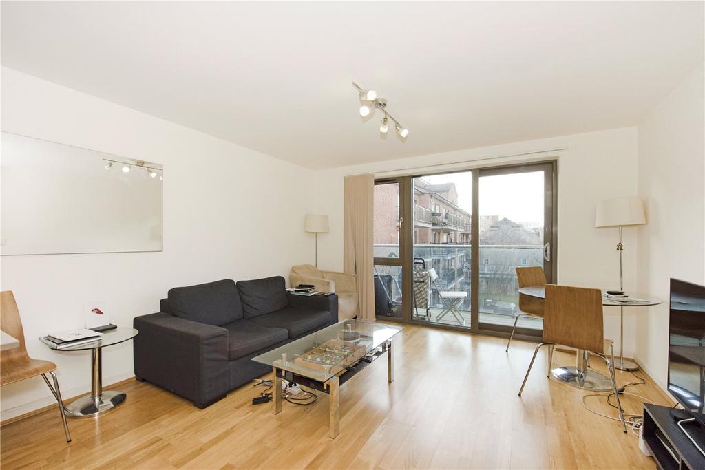 2 Bedrooms Flat for sale in Fletcher Street, E1