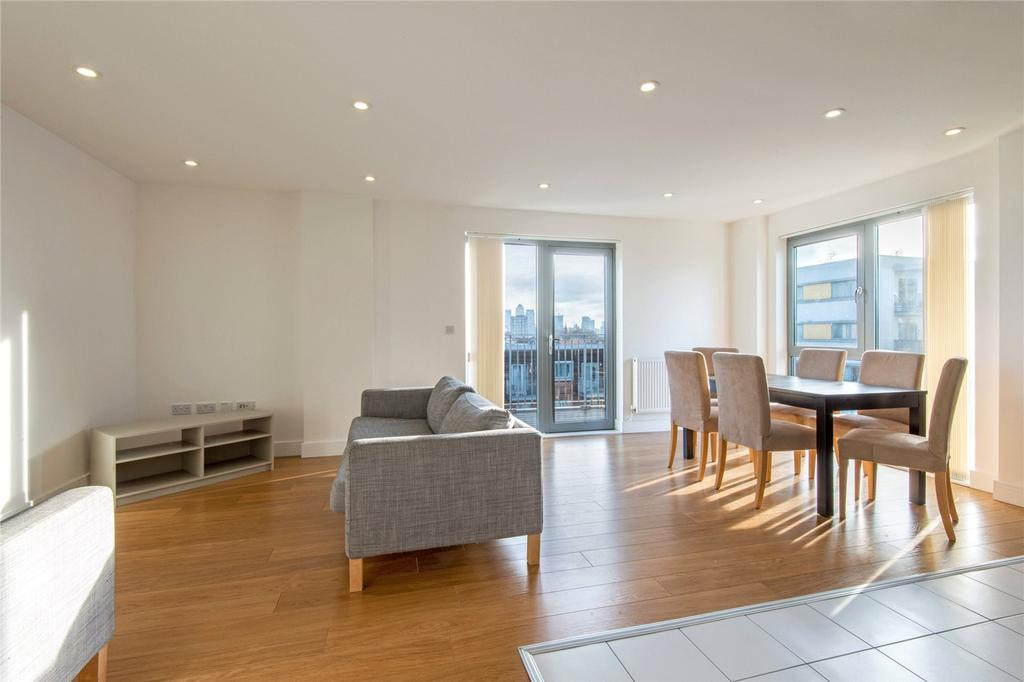 2 Bedrooms Flat for sale in Hodgeson House, E1