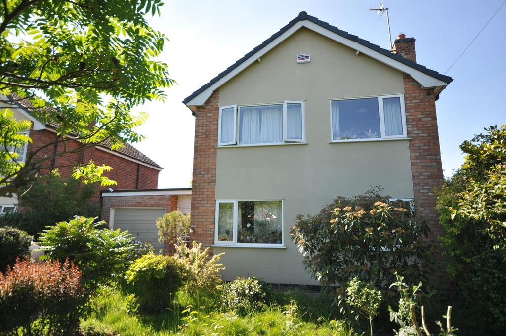 4 Bedrooms Detached House for sale in Hawton Road, Newark