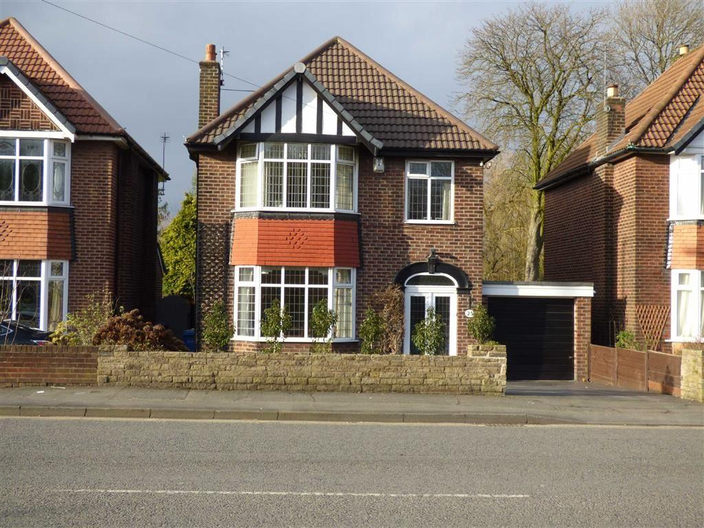 3 Bedrooms Detached House for sale in Albert Road, Cheadle Hulme, Cheshire