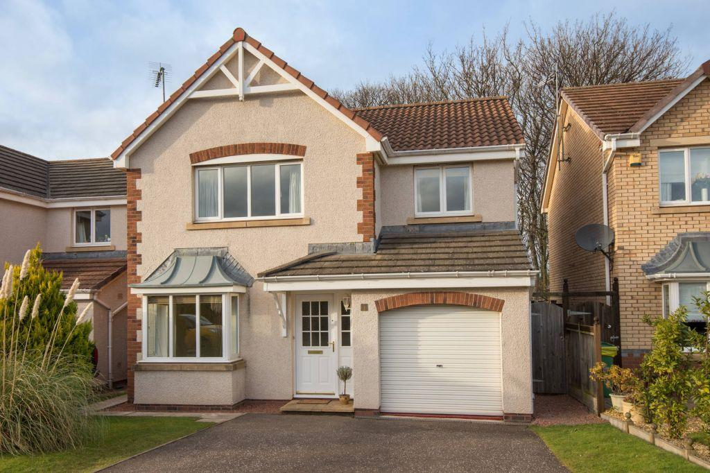4 Bedrooms Detached House for sale in 57 Wilson Place, Dunbar, East Lothian, EH42 1GG