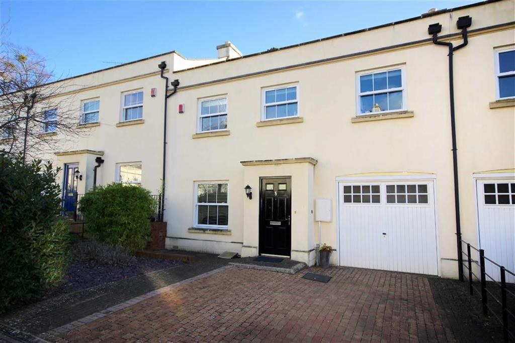 4 Bedrooms Terraced House for sale in Edward Wilson Villas, The Park, Cheltenham, GL50