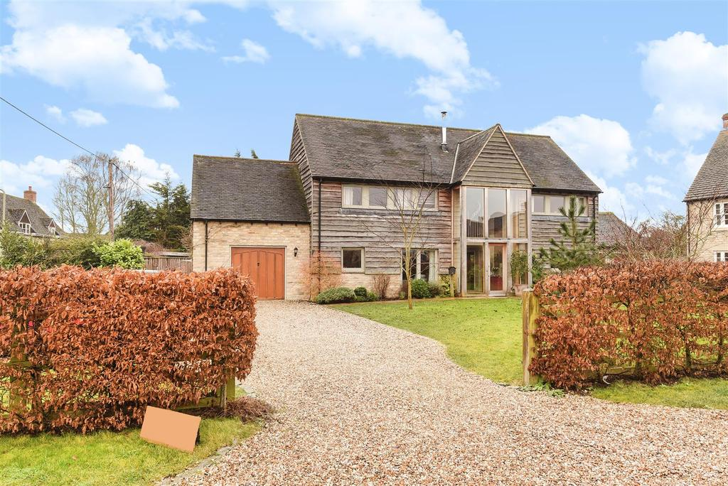 4 Bedrooms Detached House for sale in North Street, Aston, Bampton