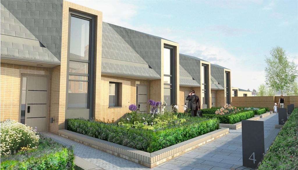 3 Bedrooms Semi Detached House for sale in West Avenue Mews, West Bridgford, Nottingham