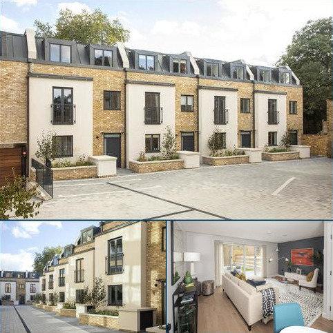 1 bedroom flat for sale - Bishops Gate, Fulham High Street, Fulham, London, SW6