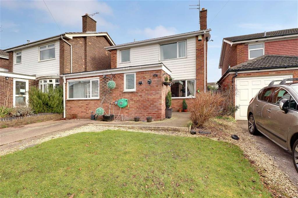 4 Bedrooms Detached House for sale in Bowness Court, Congleton