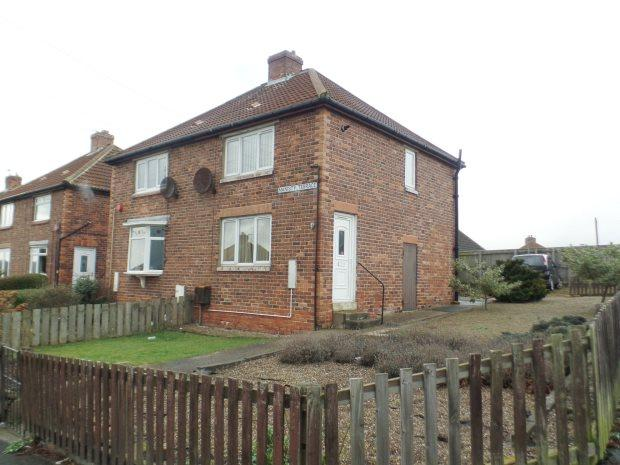 2 Bedrooms Semi Detached House for sale in MANISTY TERRACE, EASINGTON, PETERLEE
