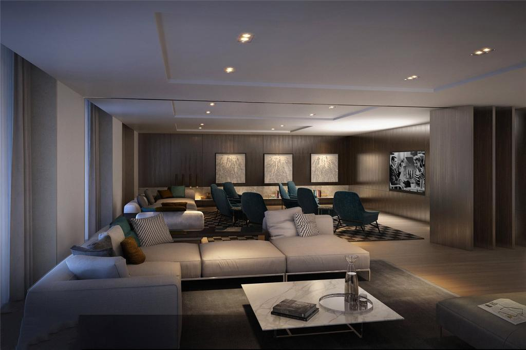 2 Bedrooms Flat for sale in Southbank Place, York Road, South Bank, London, SE1
