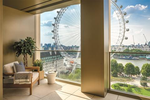 2 bedroom flat for sale - Belvedere Gardens, Southbank Place, London, SE1