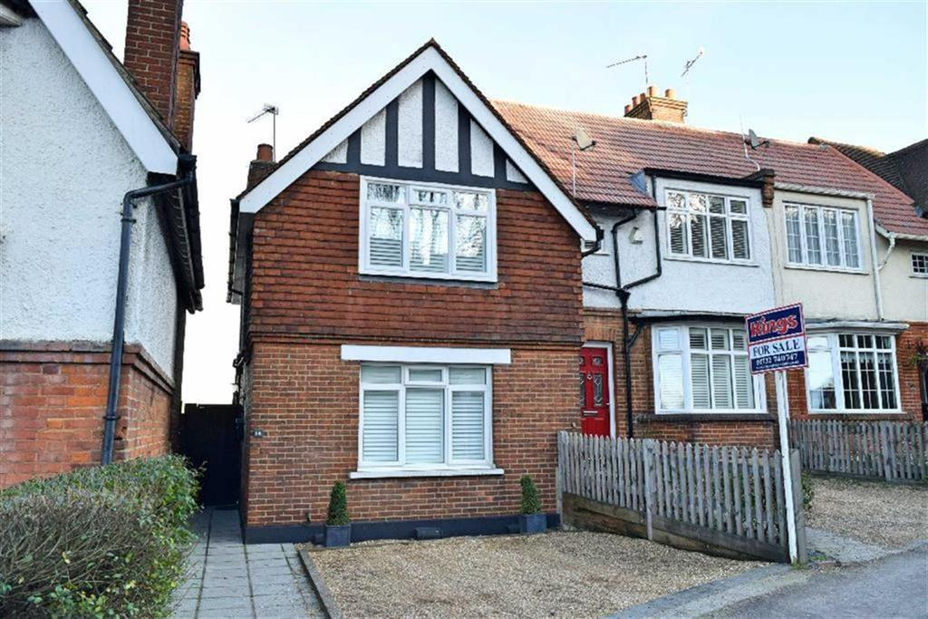 3 Bedrooms End Of Terrace House for sale in Seal Road, TN14