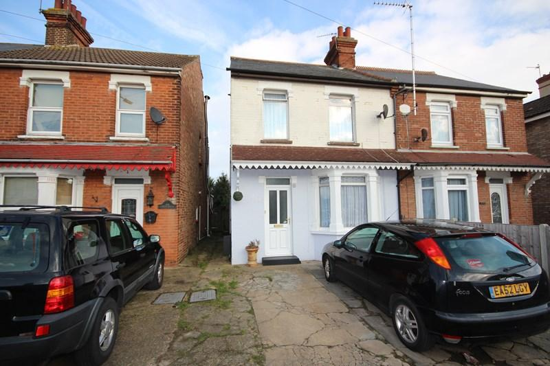 3 Bedrooms Semi Detached House for sale in St. Osyth Road, Clacton-On-Sea