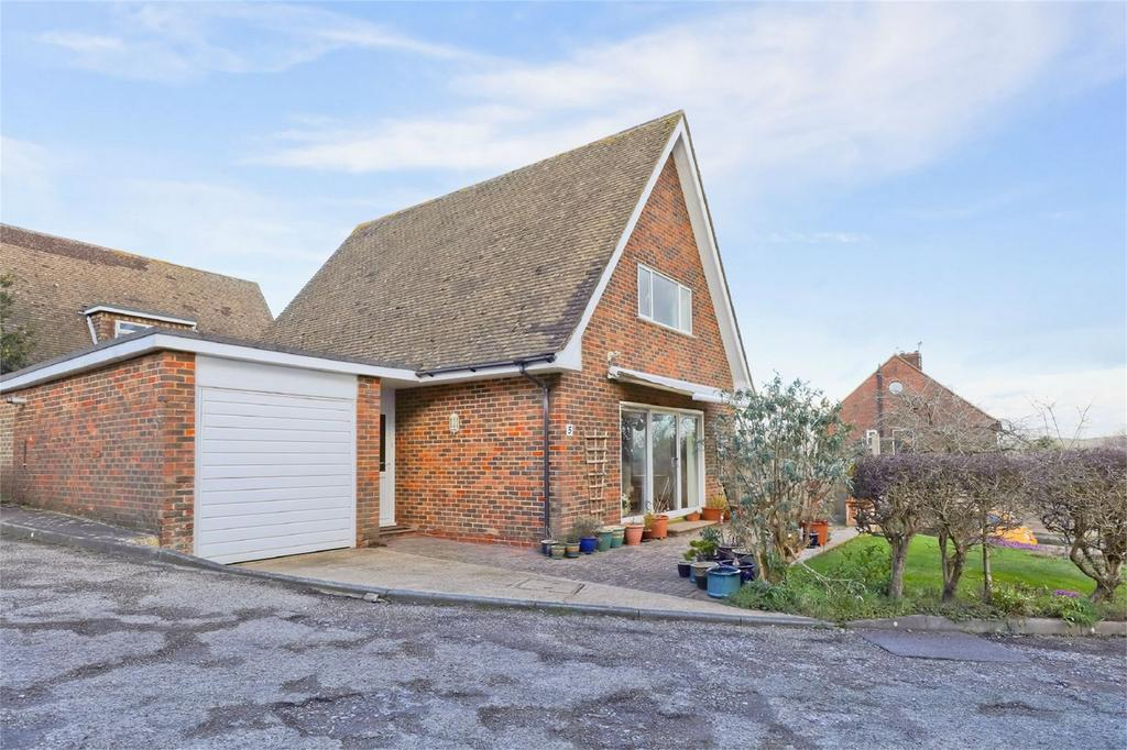 3 Bedrooms Detached House for sale in Hawkenbury Way, Lewes, East Sussex