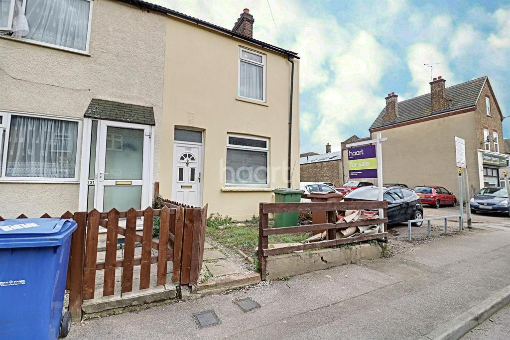 2 Bedrooms End Of Terrace House for sale in William Street, Grays