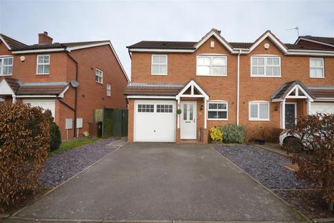 3 bedroom semi-detached house for sale - Ludworth Avenue, Marston Green, Birmingham