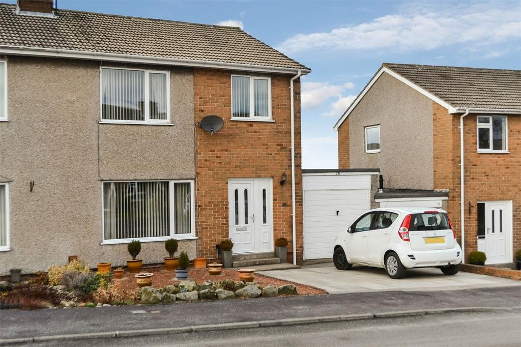 3 Bedrooms Semi Detached House for sale in 16 Chapel Lands, ALNWICK, Northumberland