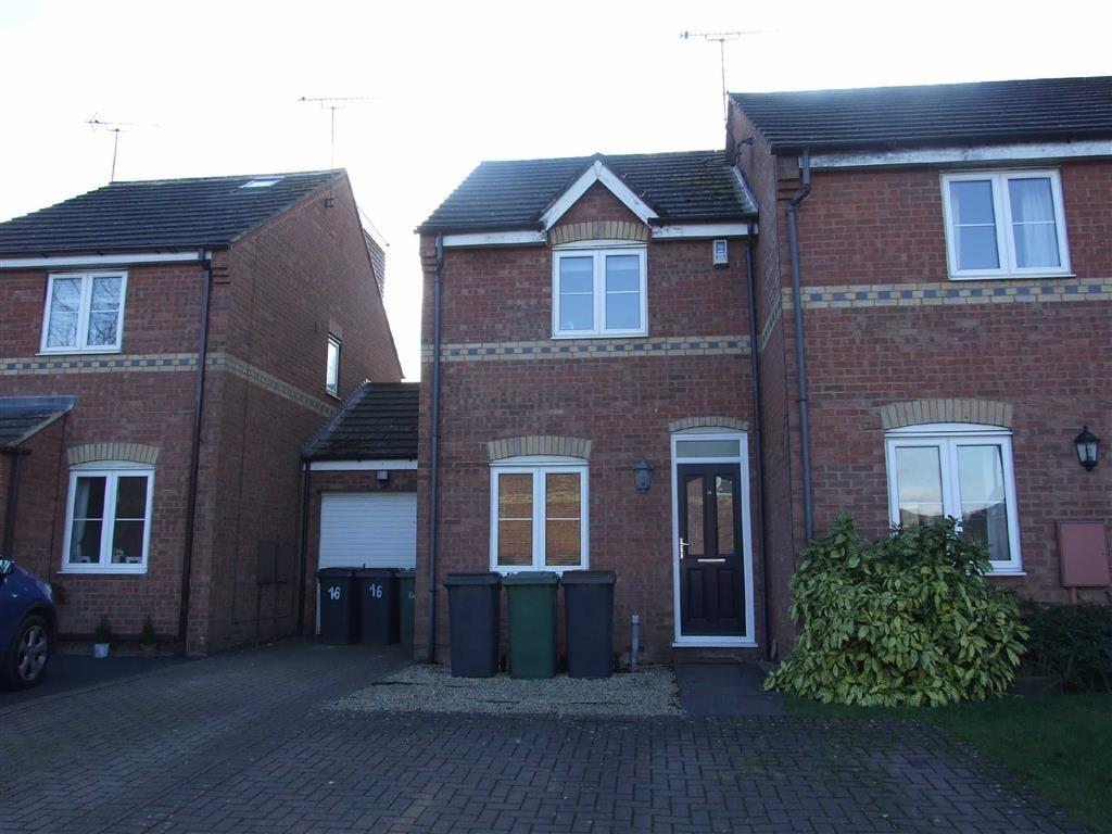 2 Bedrooms End Of Terrace House for sale in Waterside, Longford